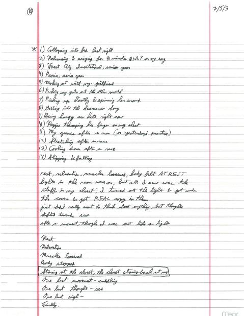 February 5, 2003: Poem
